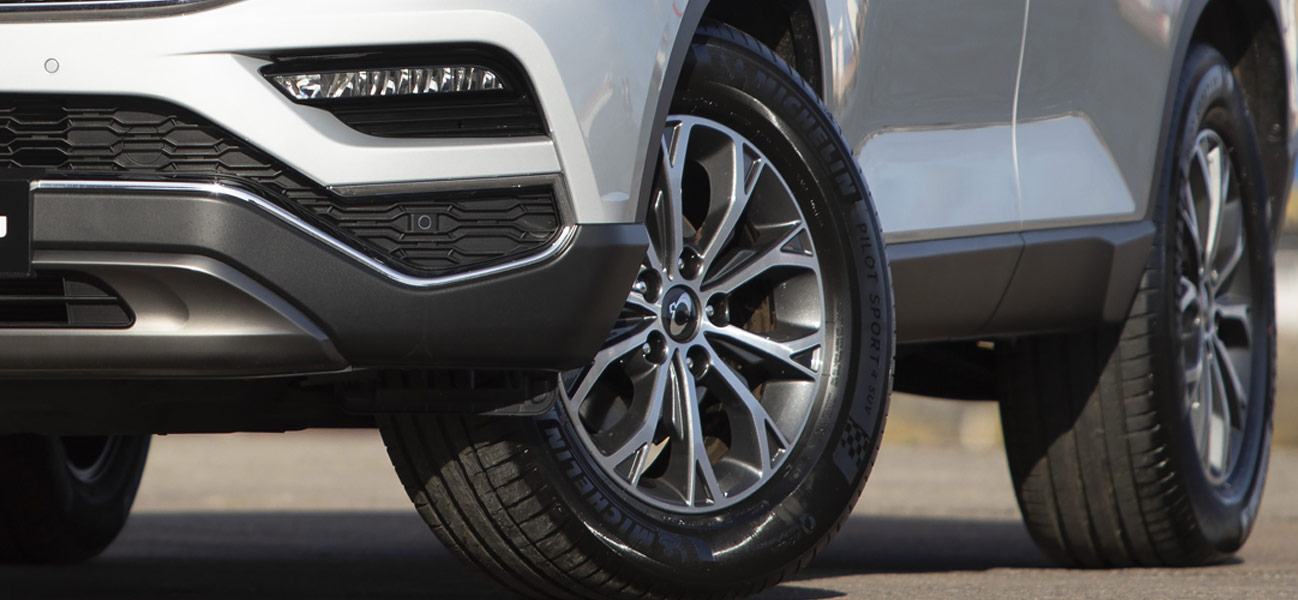 rexton - Alloy Wheel
